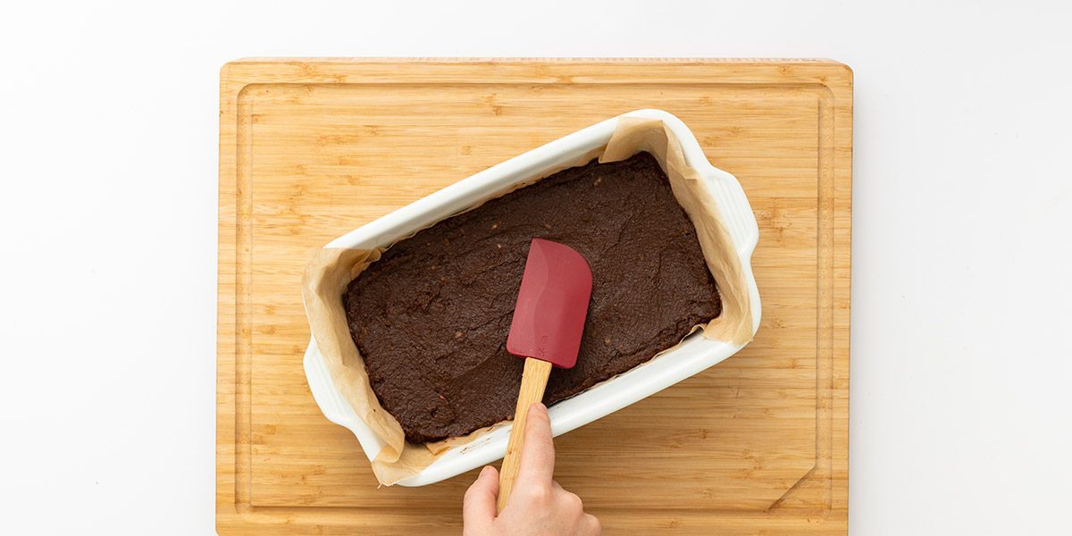 Freche Freunde Süßkartoffel Brownies Step 5