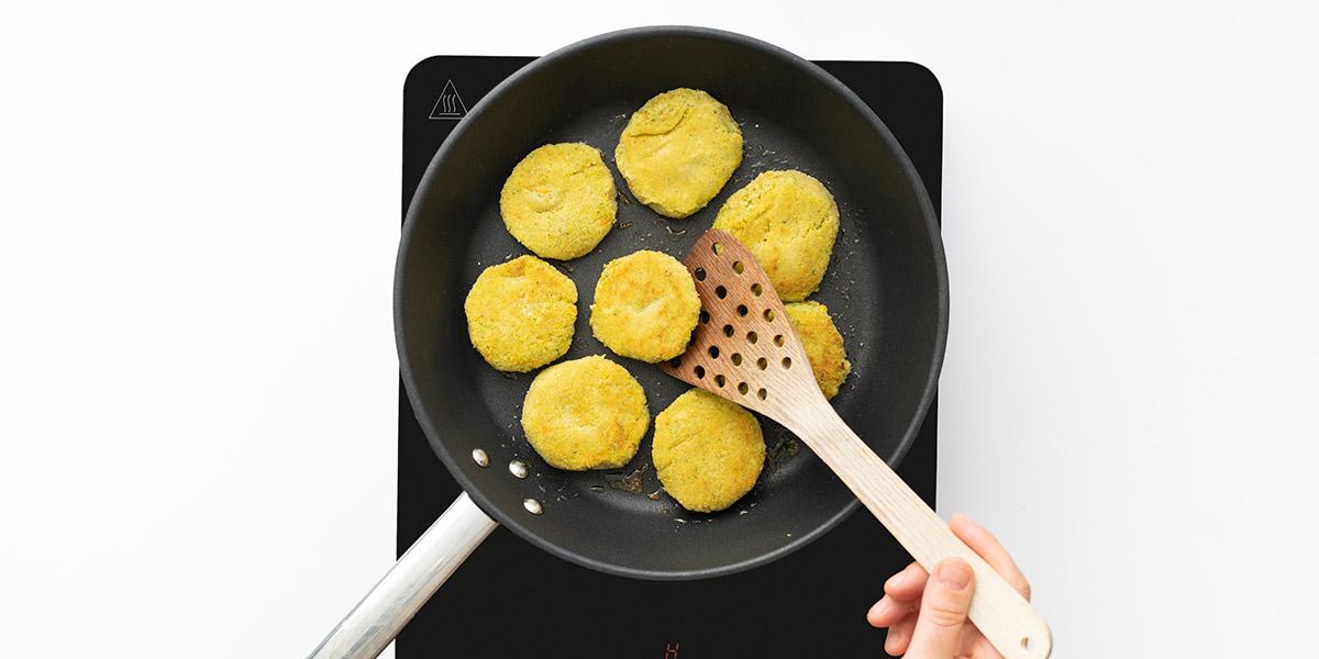 Freche Freunde Brokkoli Nuggets Step 5