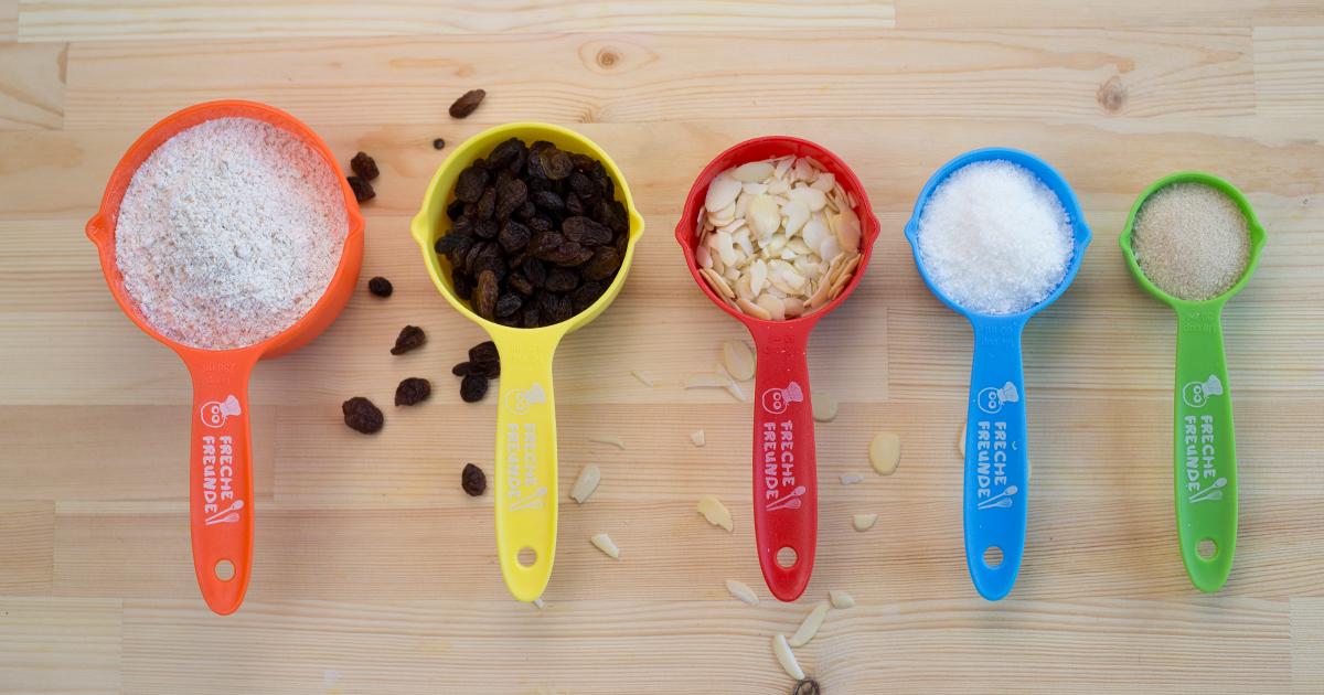 Freche Cup Messbecher – so einfach ist das!