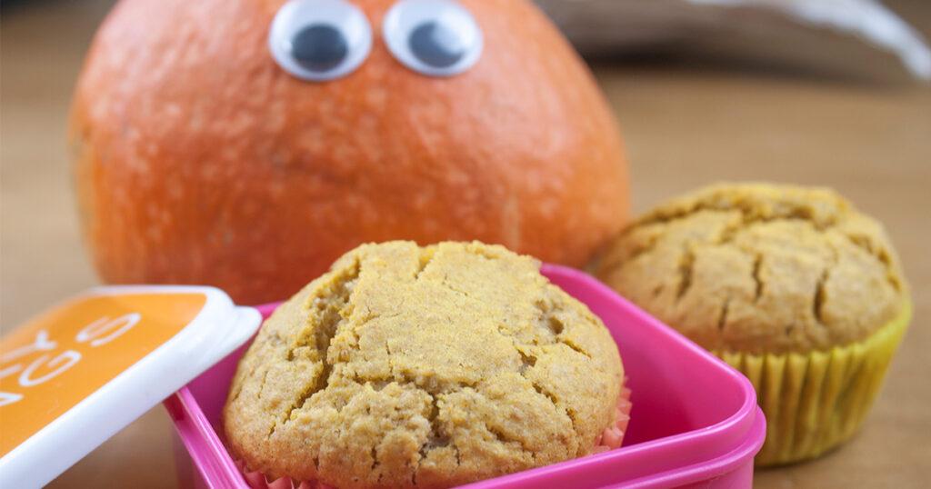 Freche Freunde Kürbis Muffins