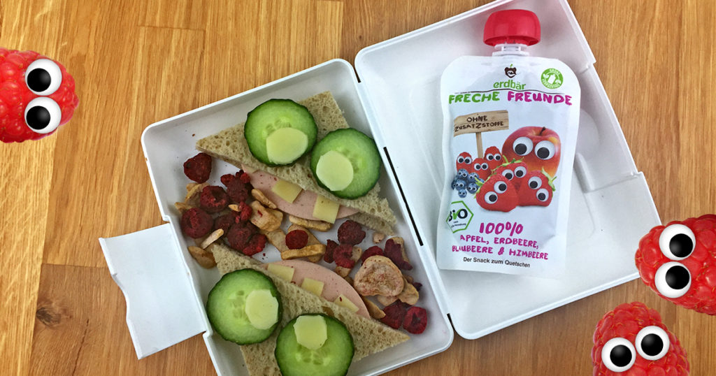 Freche Lunchbox Rezepte