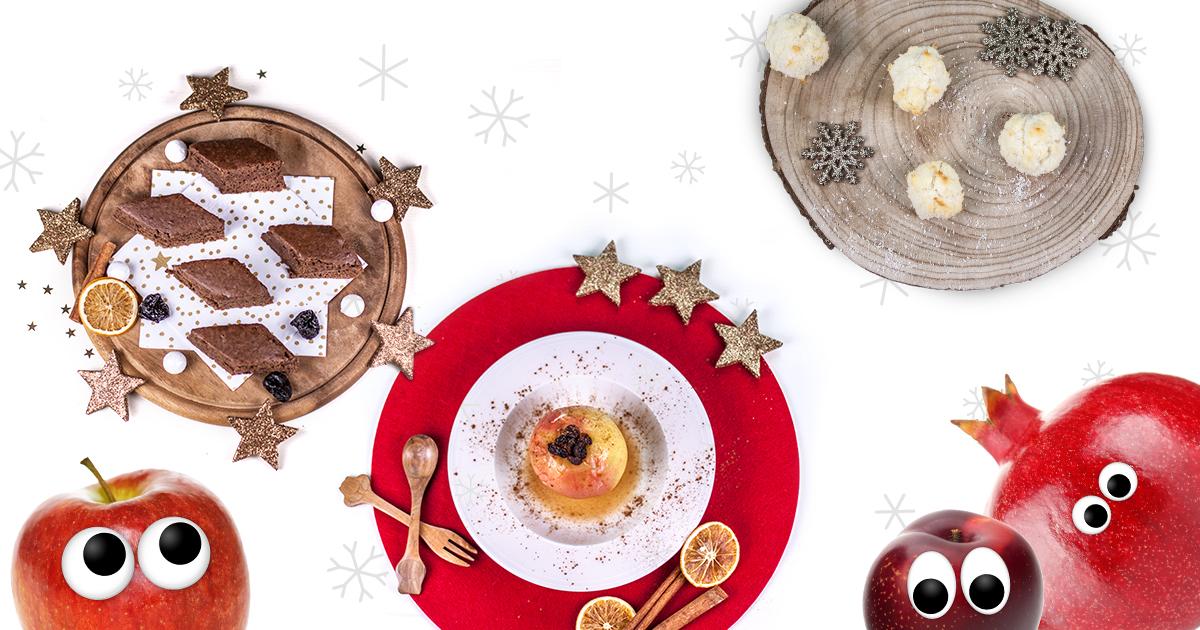 Weihnachtsrezepte für Kinder