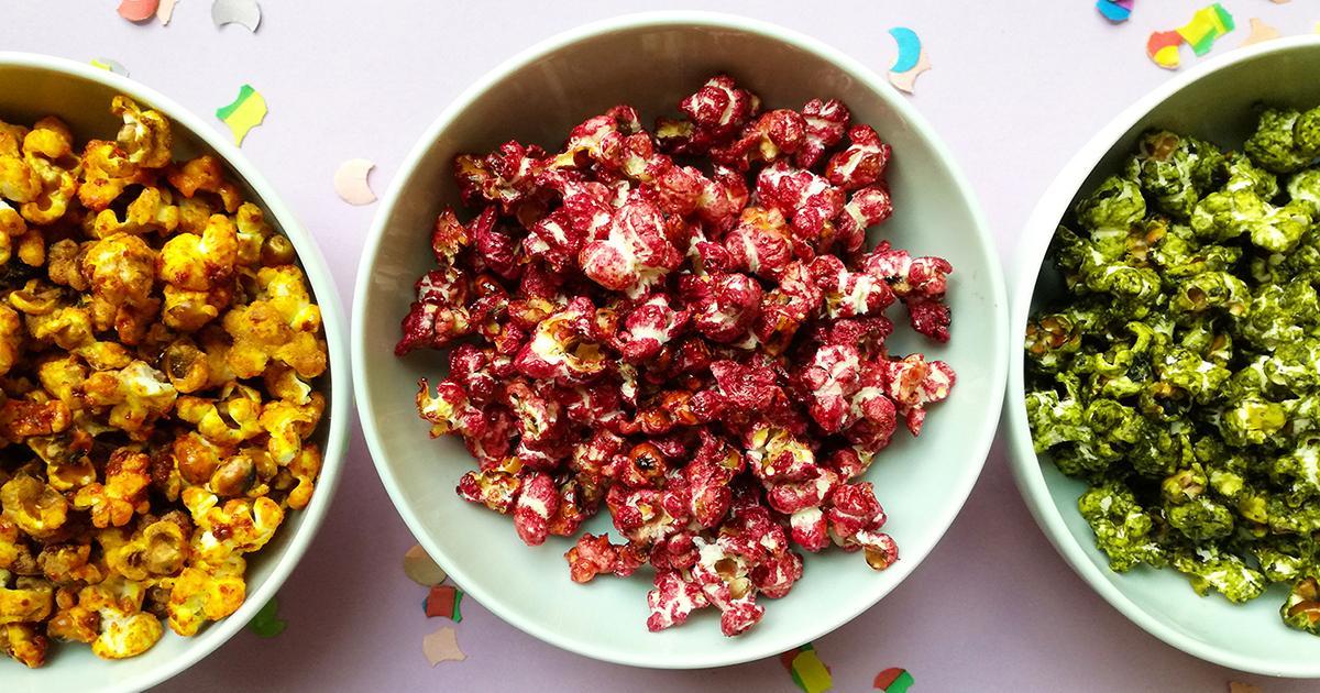 Marcs Popcorn für Kinder