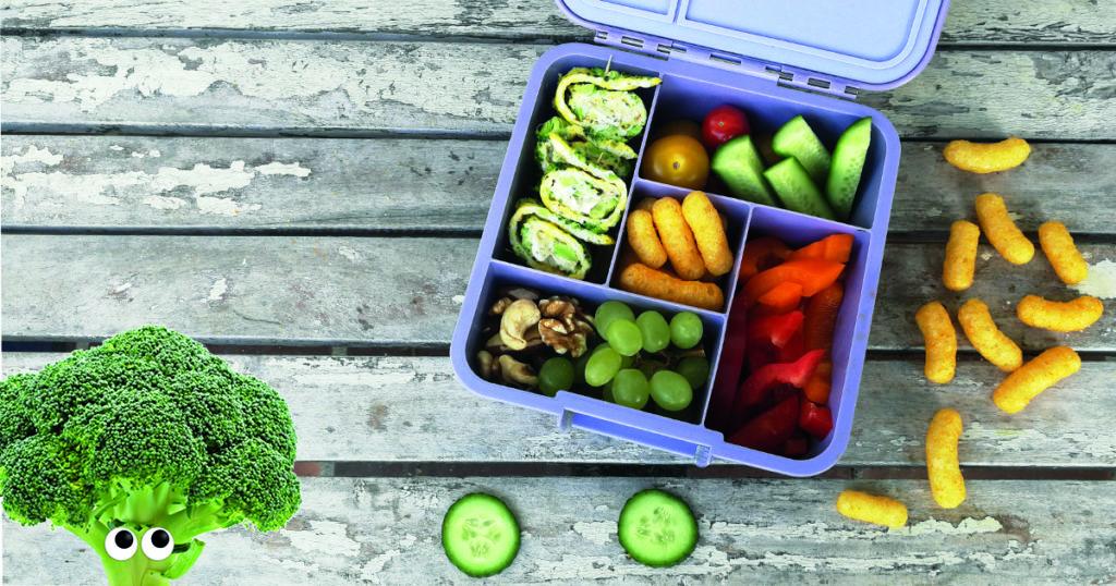 Privat: Freche Idee für die Kita-Snackbox (Teil 1)
