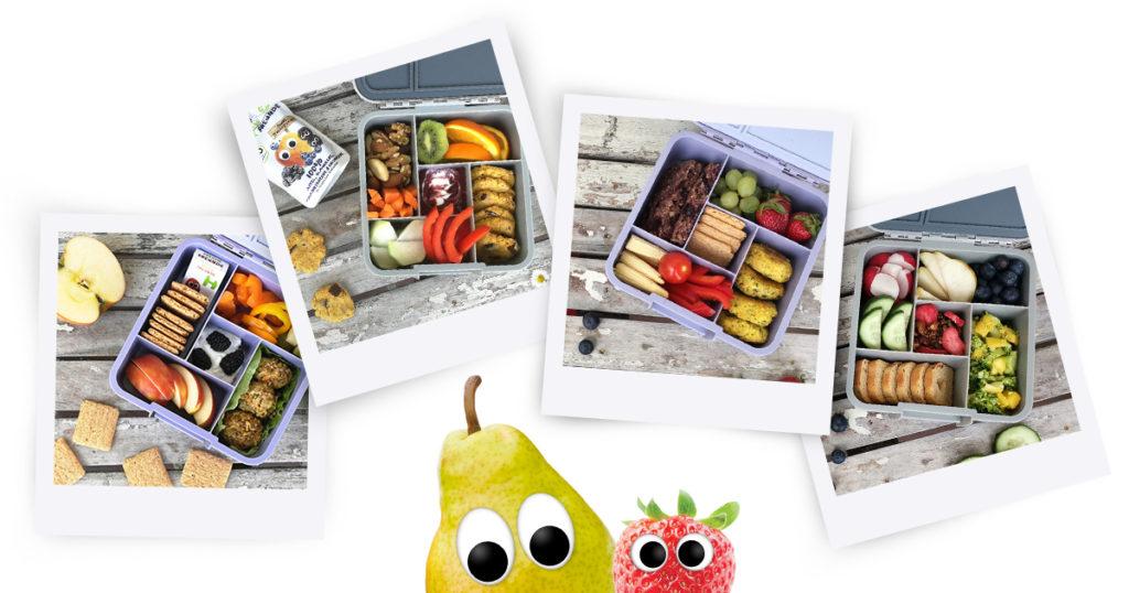 Freche Kinder Lunchbox Rezepte Teil 4