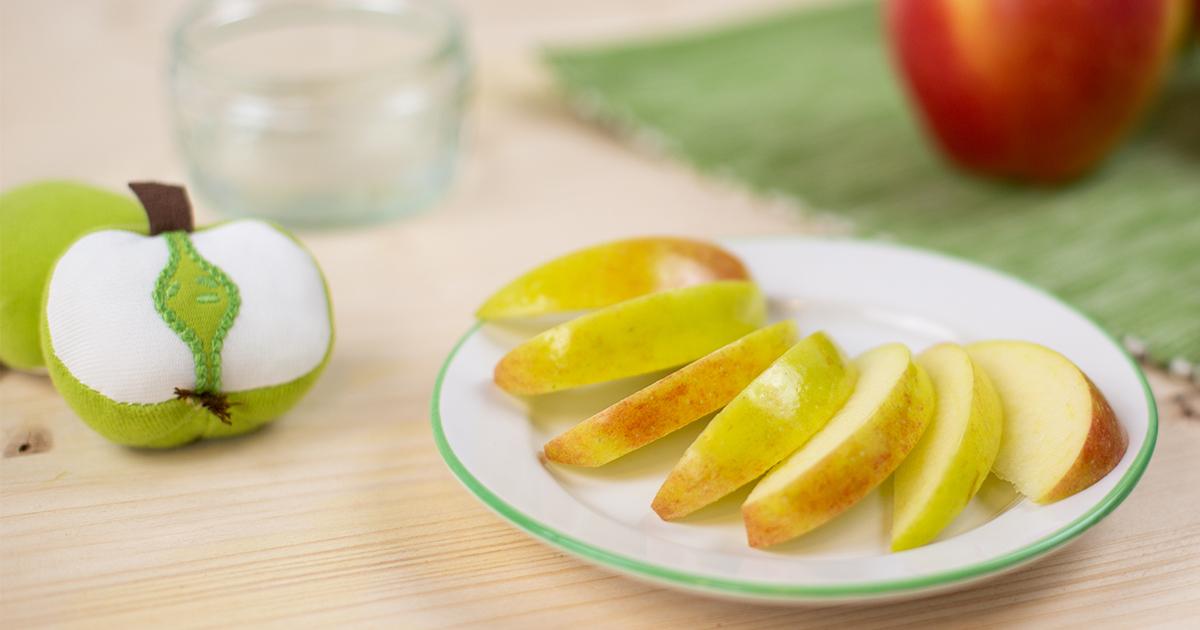 Alfreds Apfelbrei Rezept Vorbereitung