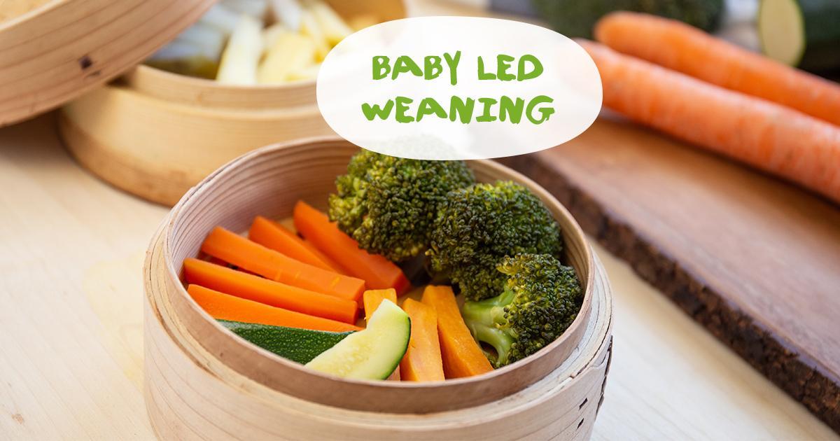 Baby Led Weaning – ohne Brei und Löffelchen