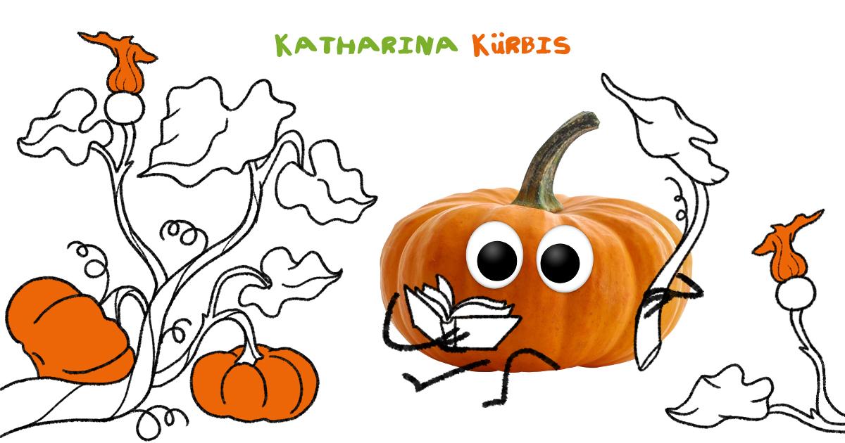 Katharina Kürbis, die Erzählerin