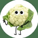 Berts einfache Blumenkohlsuppe