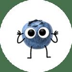 Bibis Wackelpudding mit frischen Beeren