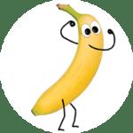Bobs Bananen Kokos Kekse