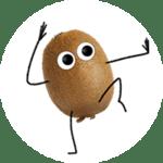 Kathis Kiwi Bananen Smoothie