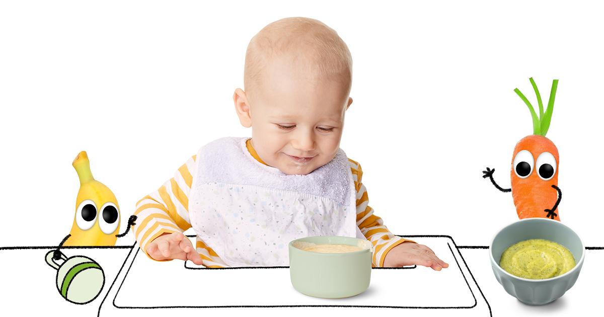 Babybrei Rezepte einfach selber machen