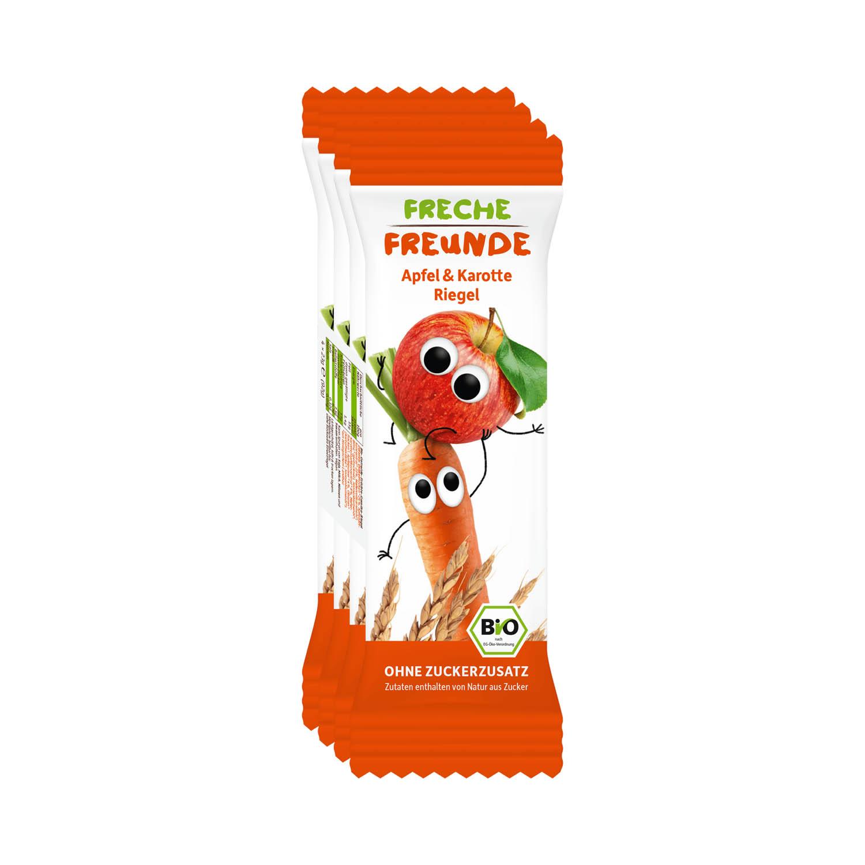 Riegel Apfel & Karotte 4er Pack