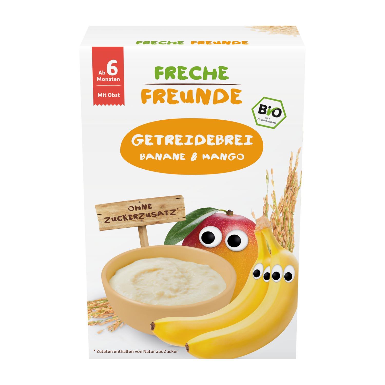 Baby Getreidebrei Banane & Mango