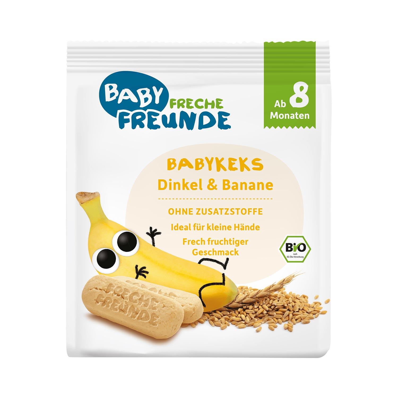 Babykekse Dinkel & Banane